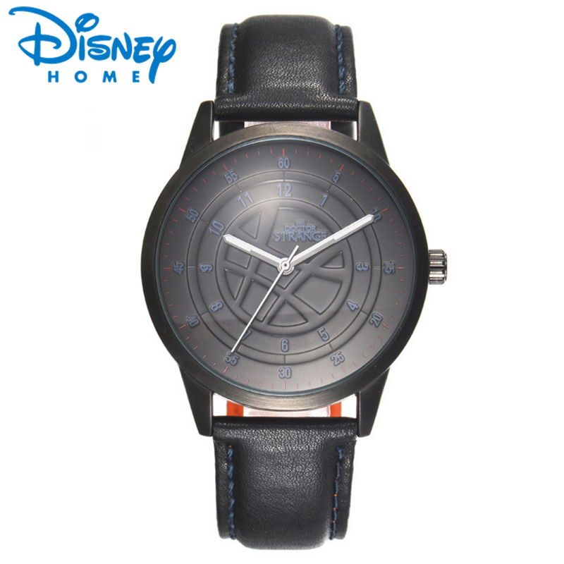 DISNEY Fashion Leather Watch Men Top Brand Luxury Quartz Mens Wrist Watches Business Cool Watch for Man Hodinky Male Clock Reloj reloj hombre bosck brand men s watches men fashion casual sport quartz watch mens business wrist watches man clock montre homme