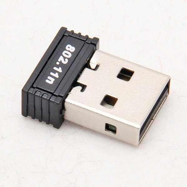 WiFi LAN Adapter 802,11 n/b/g beste preis wifi dongle RTL8188 chips Mini 150Mbps USB Wireless netzwerk Karte
