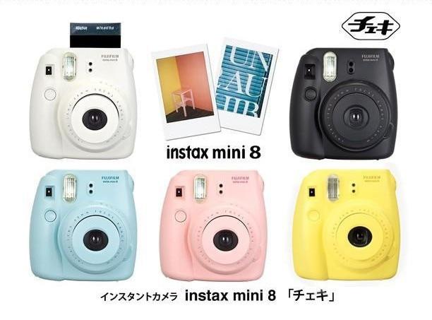 New Polaroid Cameras - about camera