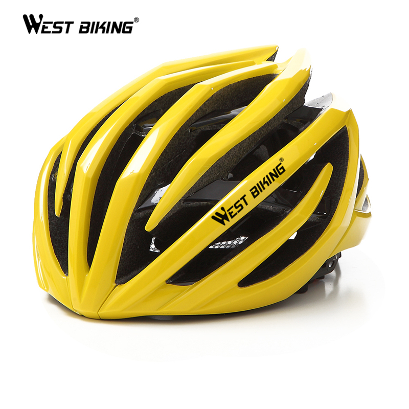 WEST BIKING Bicycle Cycling Helmets Double Layer Ultralight 24 Air Vents In-mold MTB Bike Helmet Casco Ciclismo Bicycle Helmet цена