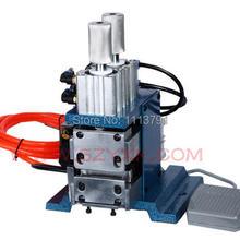 3F вертикальная машина для зачистки, пневматическая машина для зачистки, обшитая проволокой Многожильная машина для зачистки проводов