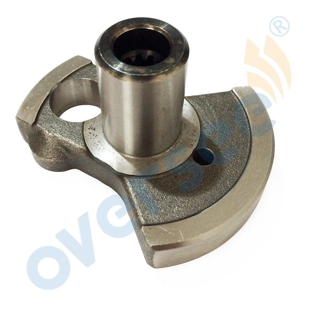63V 11442 00 00 Crank Shaft for Yamaha Parsun Powertec 9.9HP 15HP outboard boat engine Motor Brand new aftermarket parts