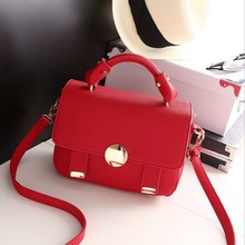 OMCYPLIU Bags for Women Leather Handbags 2019 Fashion Small Square Sequin Shoulder Messenger Bag Red Bolsa Feminina
