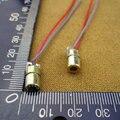 6mm DC 5 V 5 mW Mini Laser de 650nm Dot-em forma de Diodo Cabeça WL Red Cobre Tubo 30726