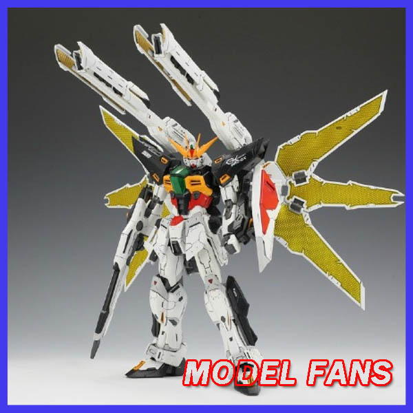 MODEL FANS DABAN assembly MG 1/100 gundam DX DOUBLE X Evolution version action figure toy  model fans daban mg assembly gundam model 1 100 mobile suit gundam age 1 normal asemu asuno free shipping action figure