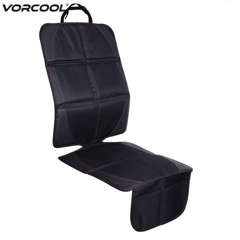 123 48cm Oxford Cotton Luxury Leather Car Seat Protector