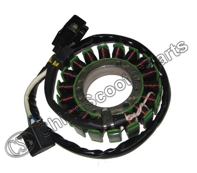 CF500 CF188 500CC stator CFmoto 500 CF600 UTV ATV QUAD Magnéto bobine 12 V 18 bobines 0180-032000