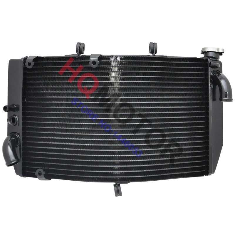 Replacement Aluminium Motorcycle Radiator Cooling Radiator For Honda CBR600 F4i 2001 02 03 04 05 06 2007 New