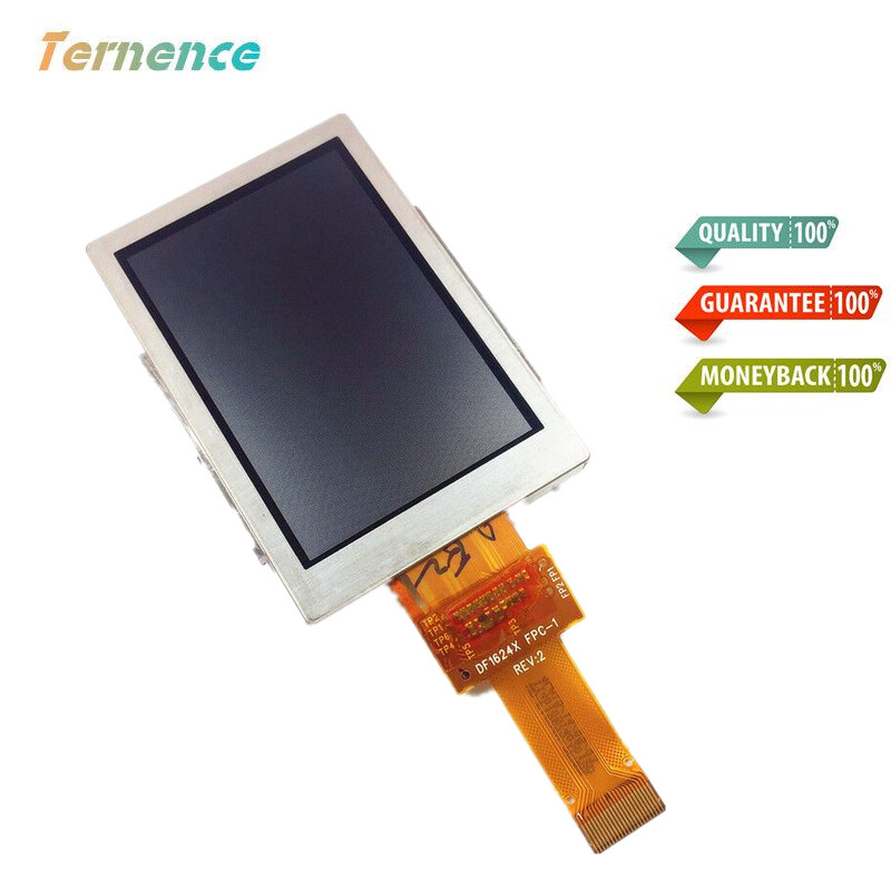 Skylarpu display screen TFT LCD screen for GARMIN Astro 320 220 Handheld GPS LCD panel replacement Free shipping original 2 6 inch tft lcd screen for garmin dakota 20 handheld gps lcd display screen panel repair replacement free shipping