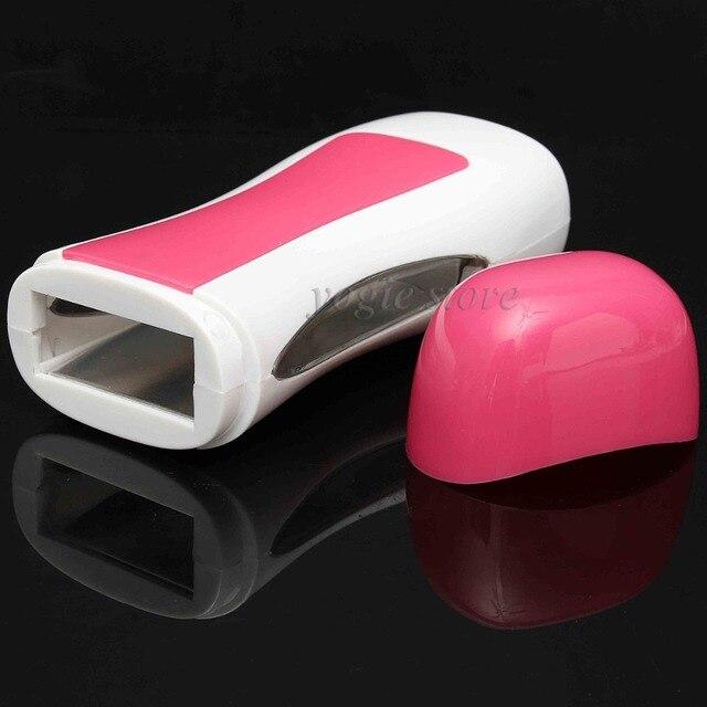 Portable Depilatory Wax Heater Roll On Hot Cartridge Eplilator Depilation Roller Hair Removal Body Waxing Machine for 100ml Wax
