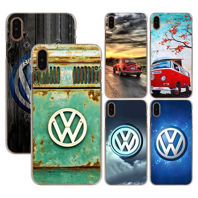 coque volkswagen iphone 8 plus