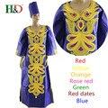 (El envío gratuito) 2016 mujeres africanas tradición moda dress for women dress 100% algodón bazin riche tipo recto estilo s2428