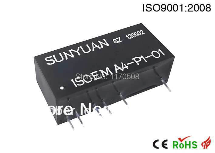 Original 4-20mA 0-5V/0-10V/0-75mV Converter-Isolation Amplifier IC - Shenzhen Sunyuan Technology Co., Ltd. store