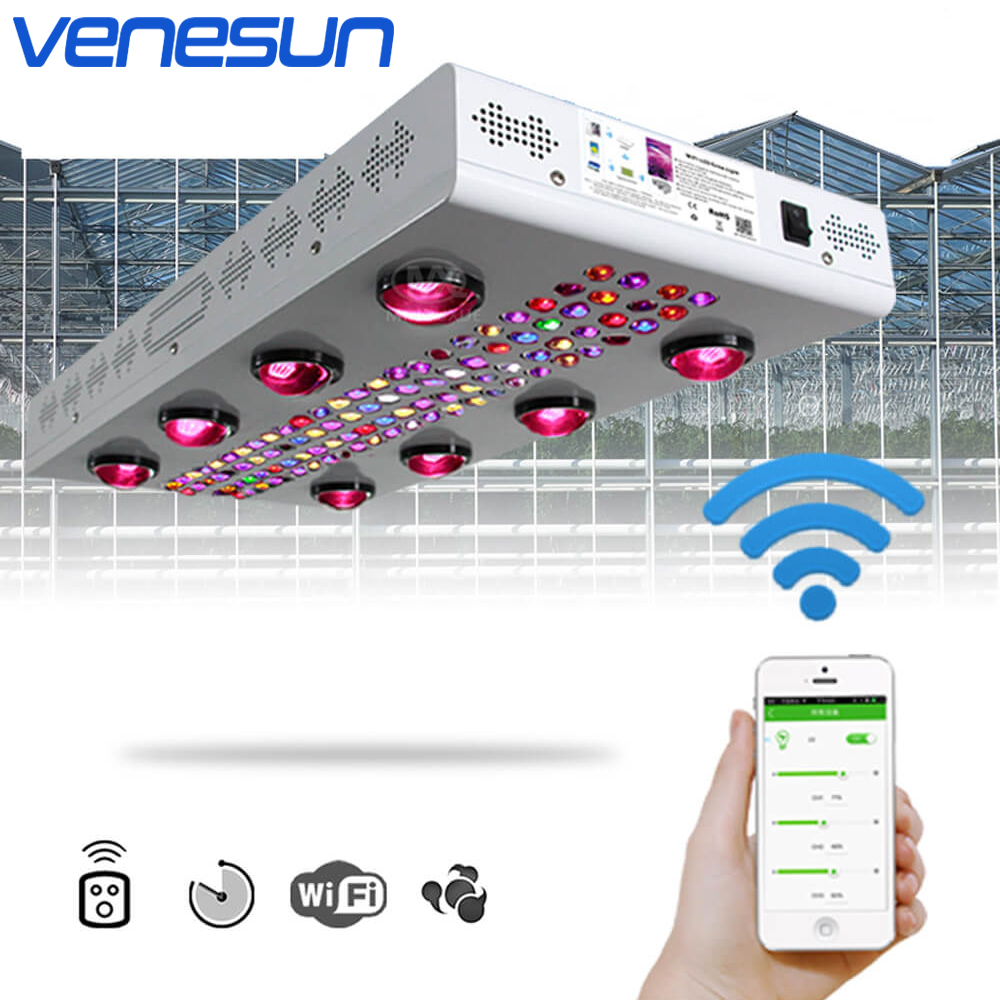Led Lighting Systematic Led Grow Light Venesun Panel 1200w Full Spectrum With Cob&led Growing Lamp Dimmable Wifi Control For Indoor Plant Veg & Bloom Latest Fashion Back To Search Resultslights & Lighting