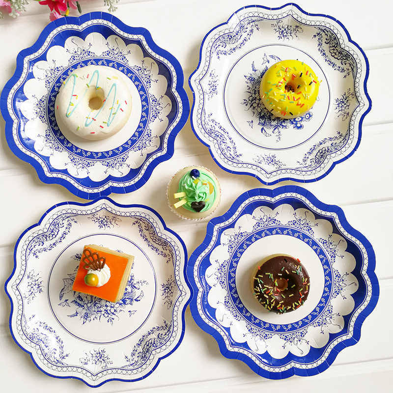 sc 1 st  AliExpress.com & Buy vintage paper plates and get free shipping on AliExpress.com