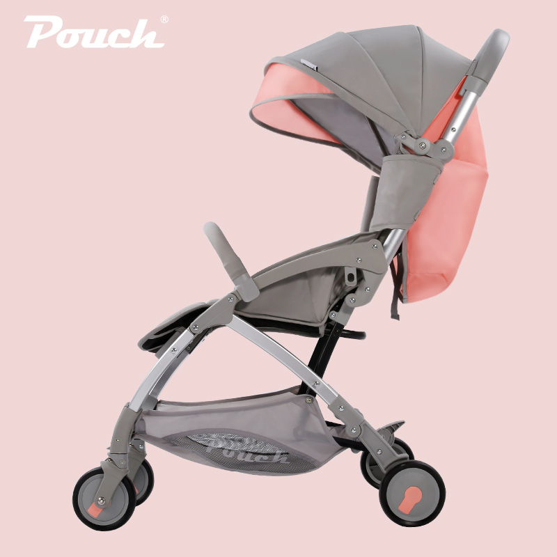2017 Super light  and  small size  baby stroller carry on air plane six colors for choose 2017 pouch new baby stroller super light umbrella baby car folding carry on air plane directly minnie size