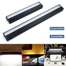 USB Charging Touch Switch Dimmable Night Light Mirror Lights Long Strips Aluminum Wall Lamp For Cabinet