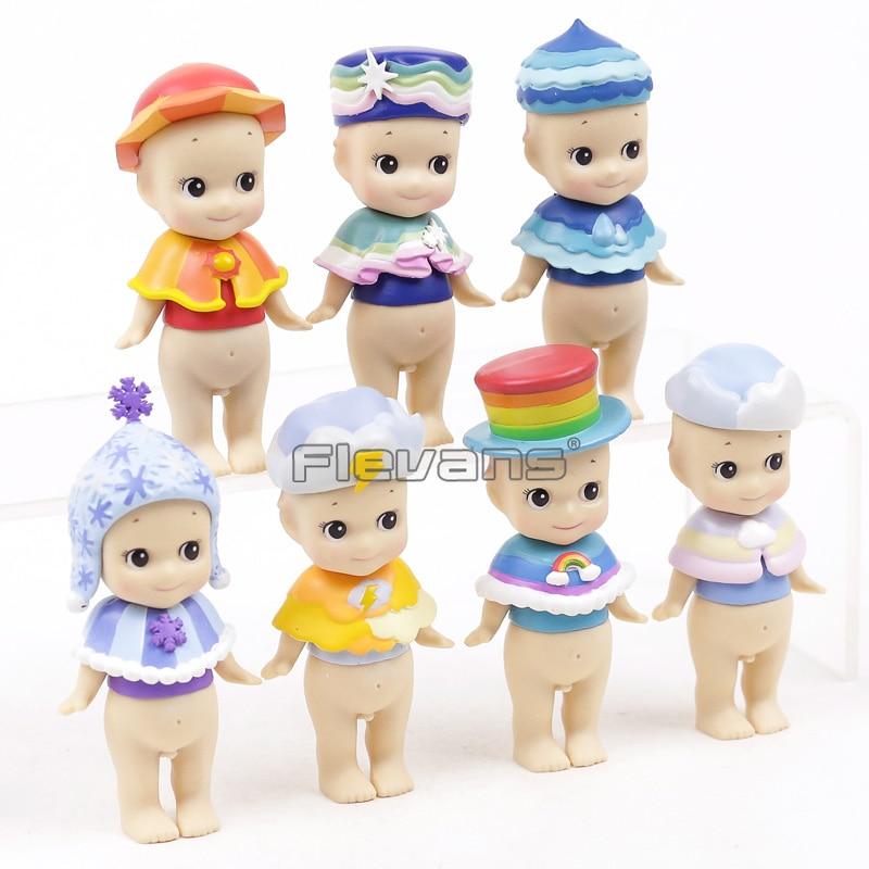 2017 Dreams Sonny Angel Mini Figure Sky Color Series Limited Rainbow