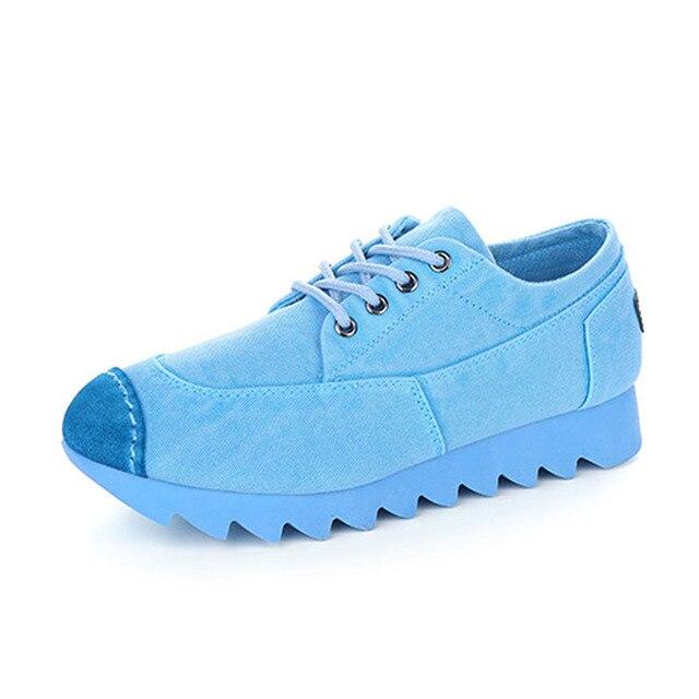 YGF Горячая Женщина Холст Обувь Новая Весна и Лето Мода Повседневная Обувь Женщины на шнуровке Плоским Дышащий Обувь Для Ходьбы Zapatillas