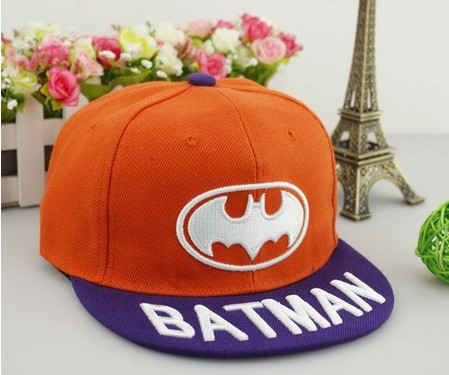 Batman 4 orange Baseball net 5c64f225d7724