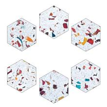 Großhandel White Hexagon Tile Gallery Billig Kaufen White Hexagon - Pvc fliesen billig