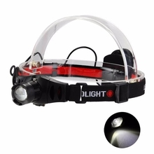 PANYUE Portable Super Bright Mini 3 Mode LED Headlamp Head Lamp Outdoor Led Head light Sports Camping Fishing Head Flashlight
