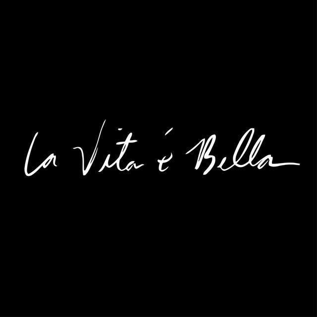 La Vita e Bella Reflective Vinyl Decal 5