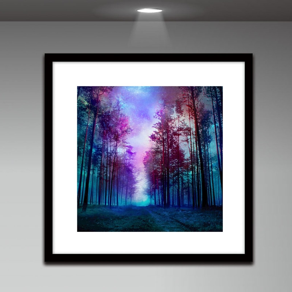 Diamond painting Creative landscape Embroidery Paintings Rhinestone Pasted DIY Canvas paintings Cross Stitch quadro cuadros 2020 thumbnail