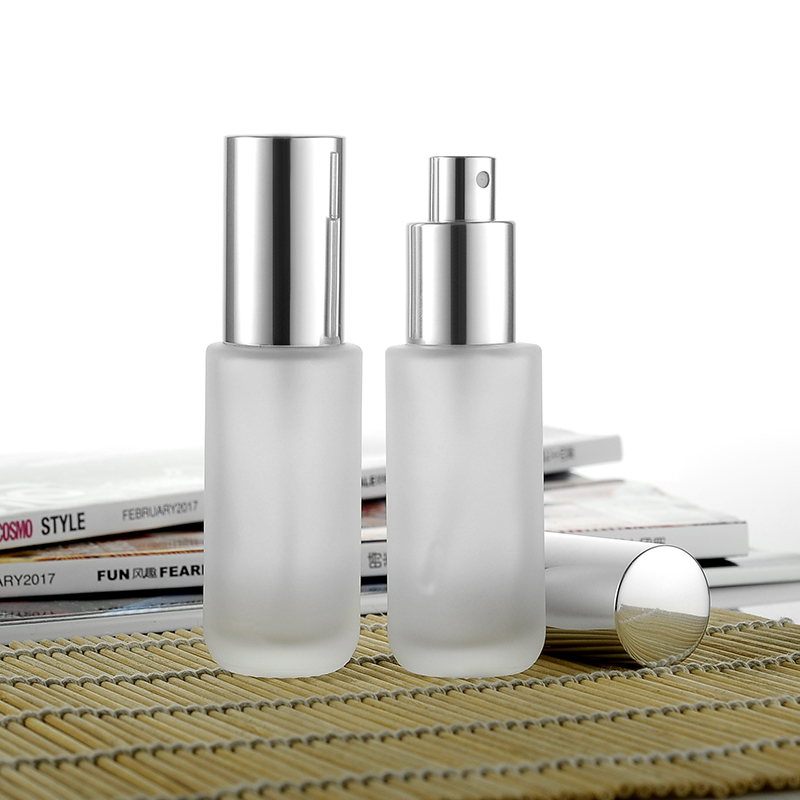 Beauty & Health Skin Care Tools Hot Sale 5pcs 30ml Glass Perfume Bottle Inflatable Glass Perfume Bottle Nebulizer Fog Home Set