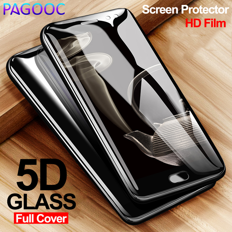 Protective-Glass Full-Cover M5S M6 Note Meizu 7-Plus M6T M6S 5D For 7-plus/M5/M5c/..