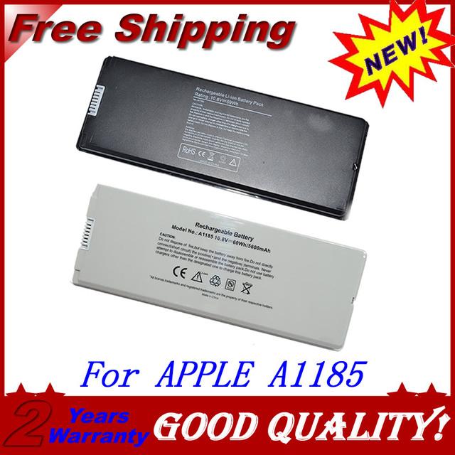 "JIGU Blanco batería Del Ordenador Portátil Para Apple MacBook 13 ""A1185 A1181 MA561 MA561FE/A MA561G/A MA254 MA255CH/A MA699B/A MB061X/A"