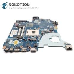 NOKOTION dla Acer aspire 5750 5750G Laptop płyta główna P5WE0 LA 6901P MBR9702003 MB. R9702.003 HM65 UMA płyta główna DD3 w Płyty główne od Komputer i biuro na