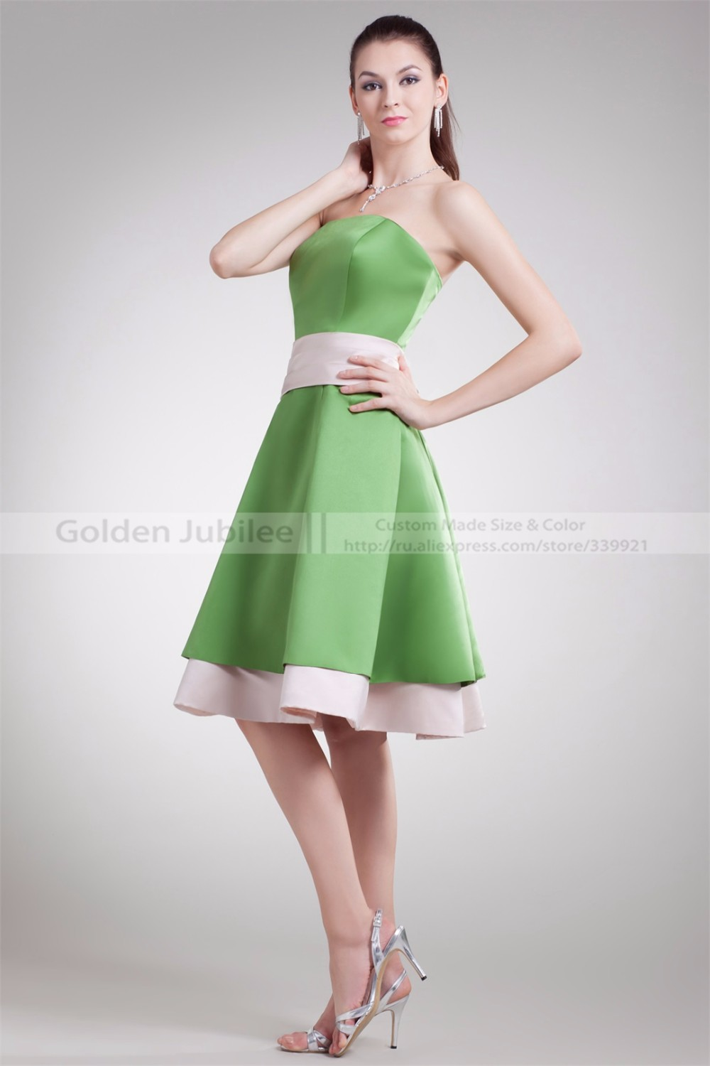 Satin-Strapless-Sleeveless-A-Line-Tiered-Special-Occasion-Dresses-23251-85266