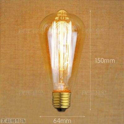 Lâmpadas Incandescentes 2 pcs e27 40 w Fluxo Luminoso : 3200lm
