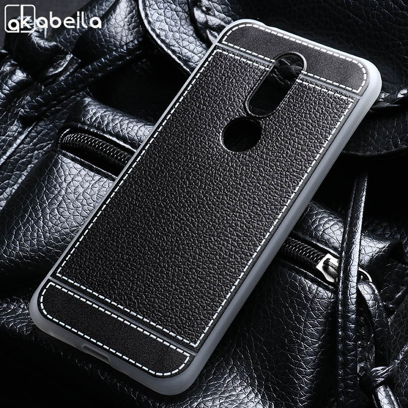 Case For Nokia 7.1 Cases Silicone For Nokia 6.1 6 <font><b>2018</b></font> 7 Plus 8 9 5 3 3.1 2 <font><b>105</b></font> 2017 430 435 535 635 Cases Cover Bumper image