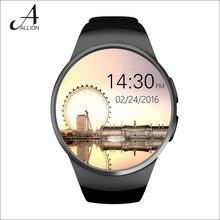 Smart original kw18 vollen, runden ips Herzfrequenz Smart Watch mtk2502 bt4.0 SmartWatch für iOS und Android samsung intelligente watch