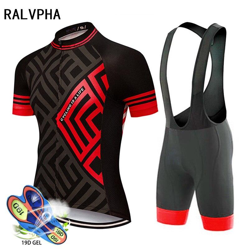 Conjunto de camisa de ciclismo 2019 pro equipe specializeding ciclismo roupas bicicleta ciclismo bib shorts dos homens conjunto camisa ropa ciclismo kit