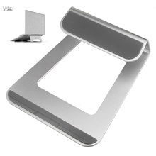 Universal Aluminum Laptop Stand Tablet Dock Holder Bracket for Apple Macbook Air Pro For 11 – 15 Inch PC Laptop Notebook