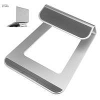 Free Shipping Aluminum Laptop Stand Tablet Holder For MacBook Pro Air 11 To 15