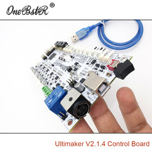 Image 5 - Ultimaker 2 V2.1.4 Control Board Generations Finished Board UM2 3D Printer Parts Special Supply Free Shipping