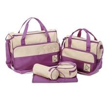 Asds September 5 kits tasche/tasche warenkorb mütterlichen trinkflasche für lebensmittel honeycomb matte