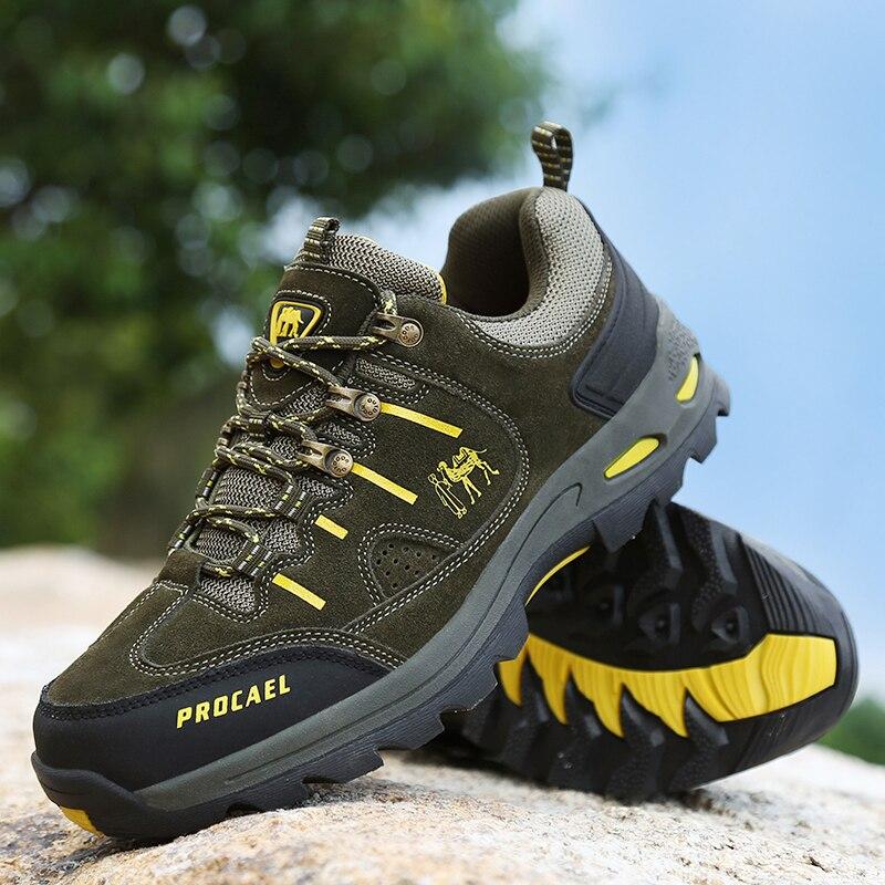 Green Casual Gris Nouveau glissement Chaussures Course Marche army Mode Sport Plein kaki En Randonnée De Hommes Saisons Quatre Non Des Air ASfgxFwqH