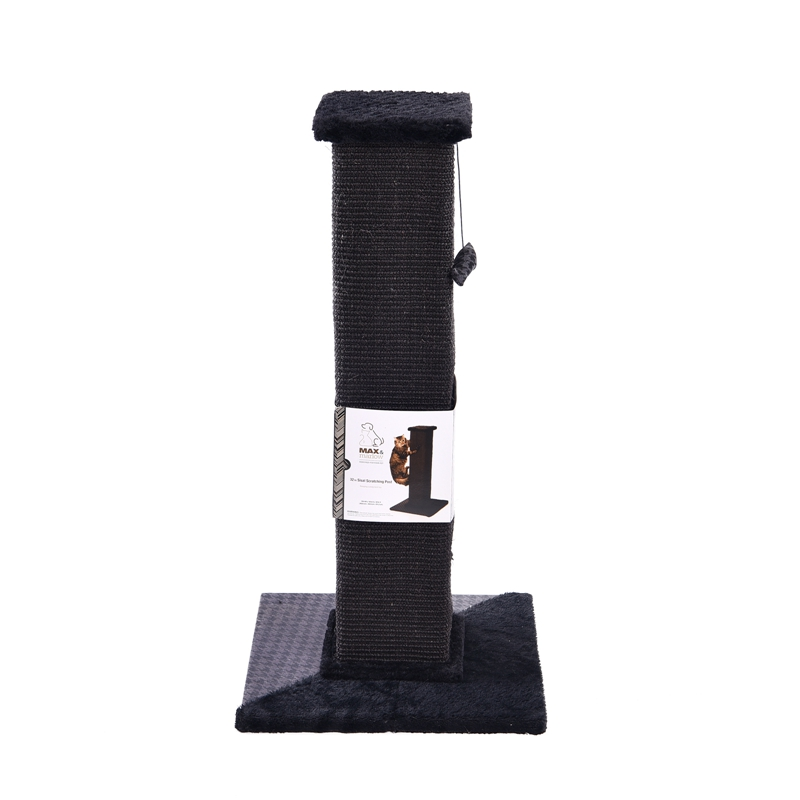 New Arrival Pet Funny Toy Cat Square Climbing Tree Kittens Scratching Post Endurable High Quality Fashionable