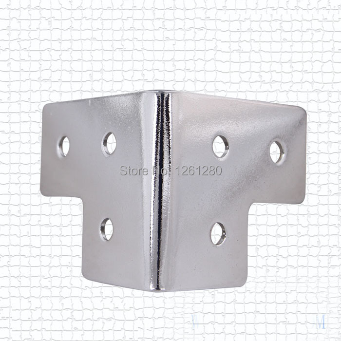 Free Shipping 5pieces Metal Corner Bracket 46 Mourand