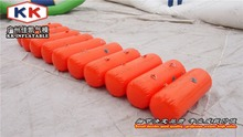 Water Park Inflatable Short Tube Inflatable Swim Buoys For Sale