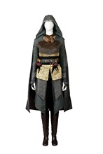 New Arrival Assassins Creed Maria Thorpe Armor Cosplay costume assassins creed battle suit game costume for adult women and men