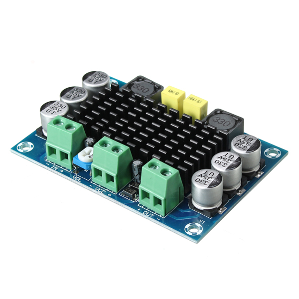 DC12-26V 100W Mono Digital Power Amplifier TPA3116D2 Digital Audio Amplifier Board Free Shipping  цены
