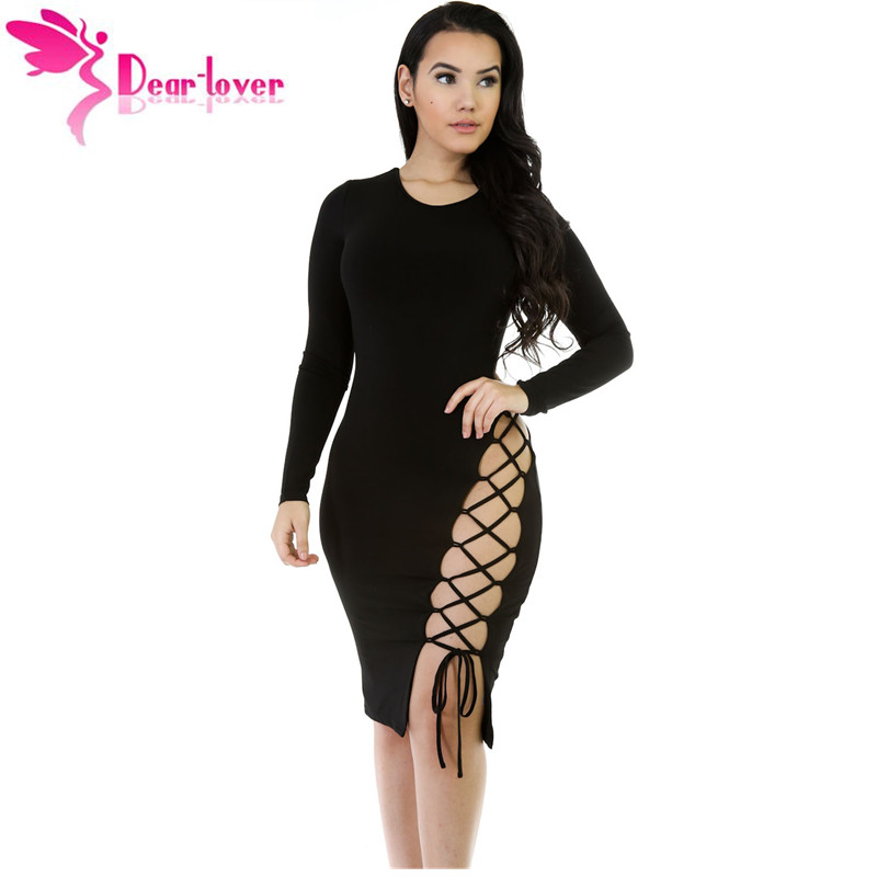 dear lover vetement femme sexy club dresses black army With vêtement femme sexy