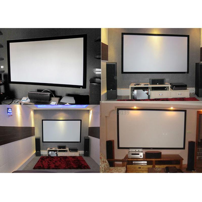 HD pantalla curvada 150 \