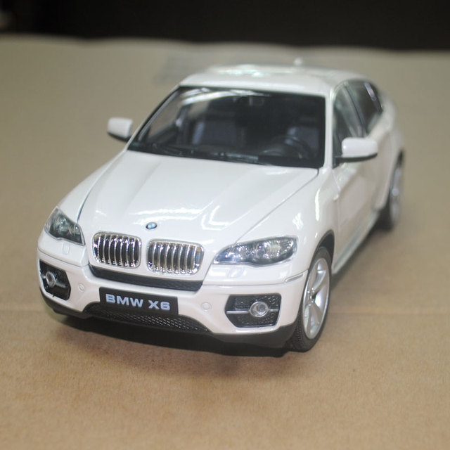 Bmw X6 Price In Germany: Nova Marca WELLY 1/24 Escala Brinquedos Carro Alemanha BMW